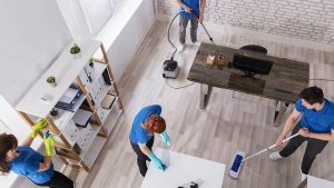 Facts about cleaning a house