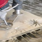 Uses and disadvantages of waterjet cutting
